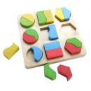 Shape Puzzle Board - WD2326