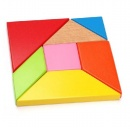 Wooden Tangram Puzzle - WD2323