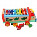 Multipurpose Xylophone Car - WD7236