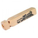 Wooden Train Whistle - WD7250