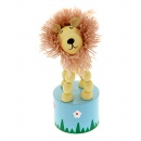 Lion Push Up Toy - WD8117