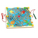 Fish Magnetic Maze - WD2389