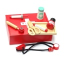 Wooden Doctor Kit - WD8071