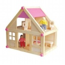 Wooden DIY House - WD8325
