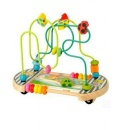 Wooden Bead Coaster - WD2953