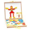 Wooden Magnetic Puzzle - WD2358