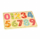 Wooden Puzzle Number - WD2363
